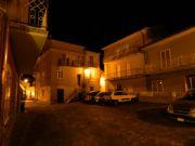 Scorcio - Piazza G.Marconi di notte